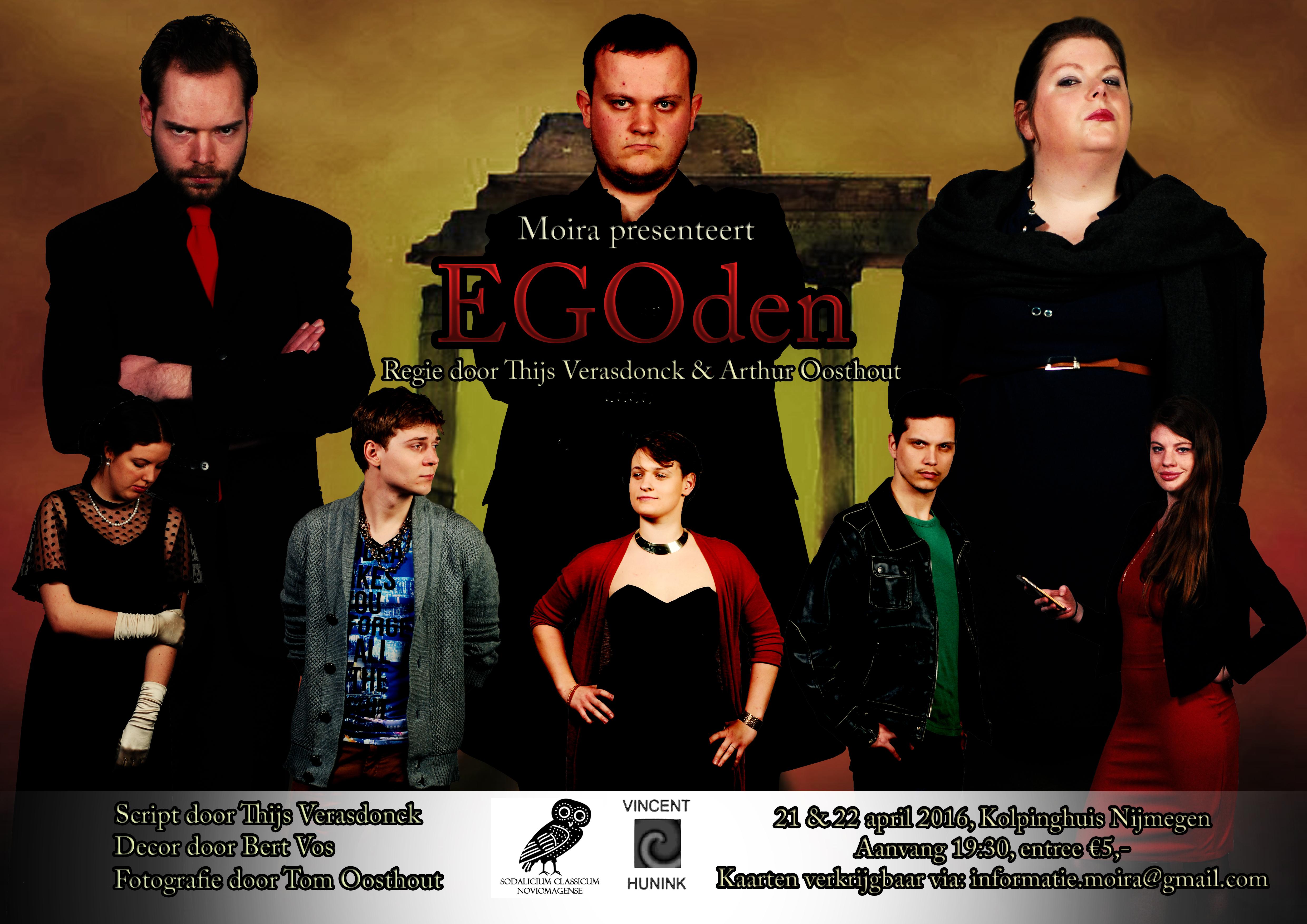 EGOden Poster